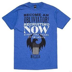 Fantastic Beasts Obliviator Shirt